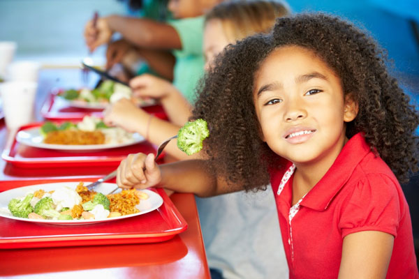 Smarter Lunchrooms: Why School Cafeterias Look Different than They Used To